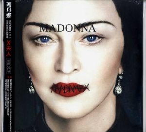 MADAME X - TAIWAN STANDARD 2-LP VINYL (with Obi)